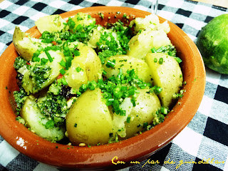 Patatas-pesto-anchoas