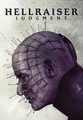 Hellraiser: Judgment Poster