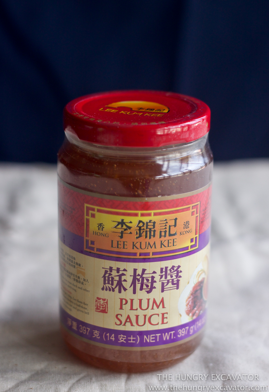 The Hungry Excavator Sour Plum Duck 酸梅鸭 Recipe And