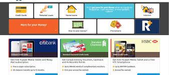 RinggitPlus Bantu Bandingkan Kad Kredit Terbaik Di Malaysia