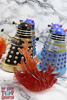 Custom Dr Who & the Daleks Black Dalek 29