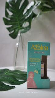 serum azalea alami