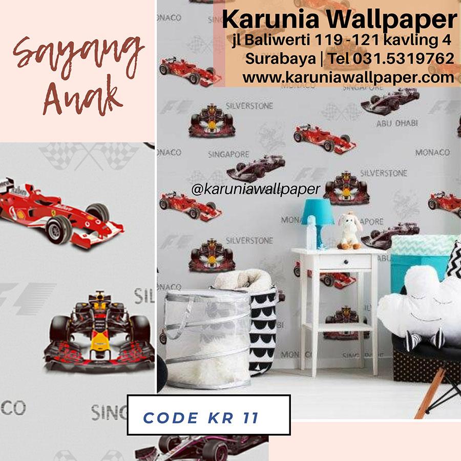 wallpaper dinding kamar anak cowok