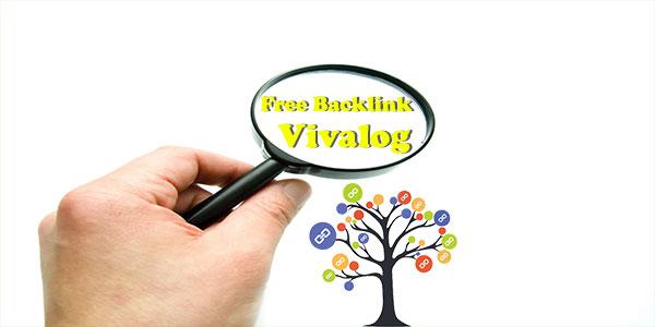 Backlink Gratis Dari Vivalog Tanpa Submit Artikel