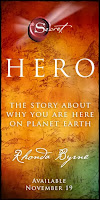 """Hero"" by Rhonda Byrne"
