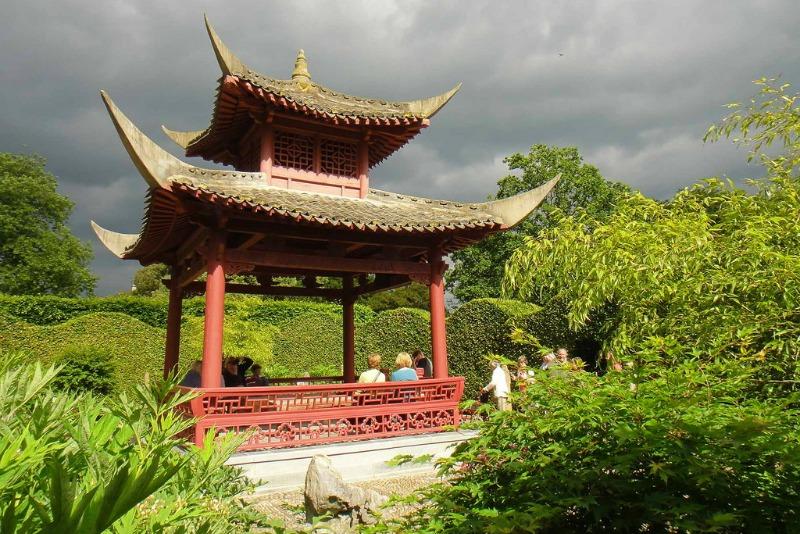 Pagoda, Chinoiserie