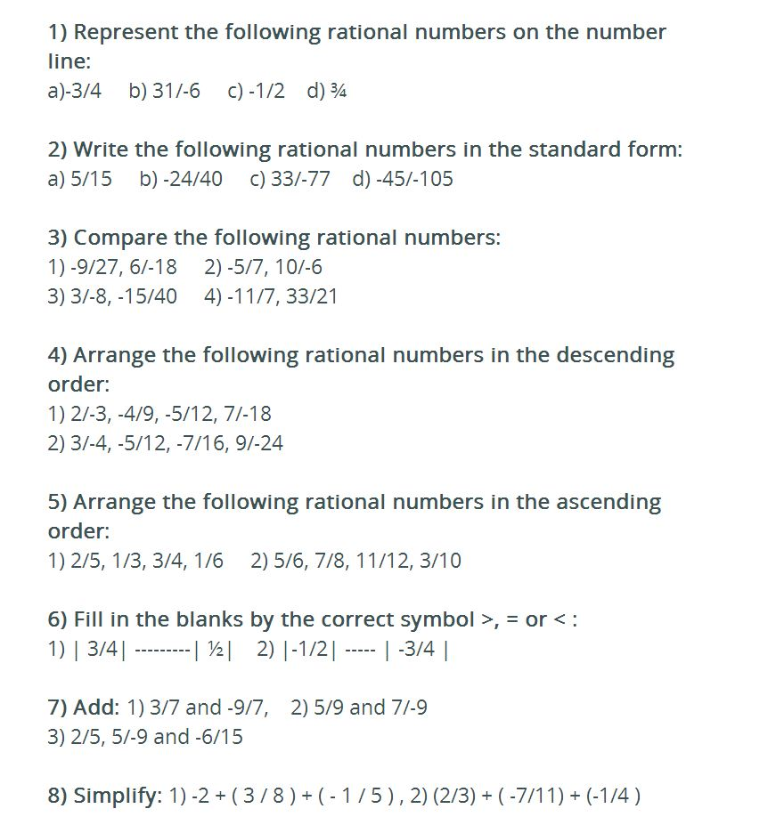 Worksheet Rational And Irrational Numbers Worksheet 8th Grade