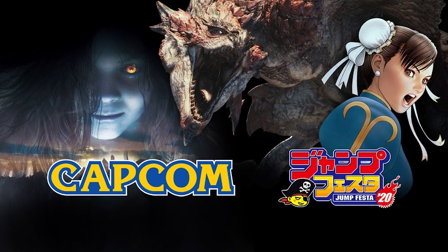 capcom new game announcement jump festa 2020 resident evil 3 remake