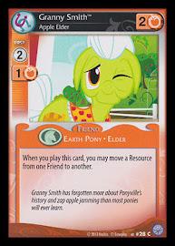 My Little Pony Granny Smith, Apple Elder Premiere CCG Card