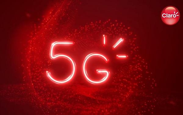 El 5G de Claro para móviles es oficial, equipos compatibles y cobertura