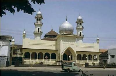 masjid jami malang tempo dulu