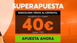 888sport superapuestas Barcelona gana Español 8 diciembre