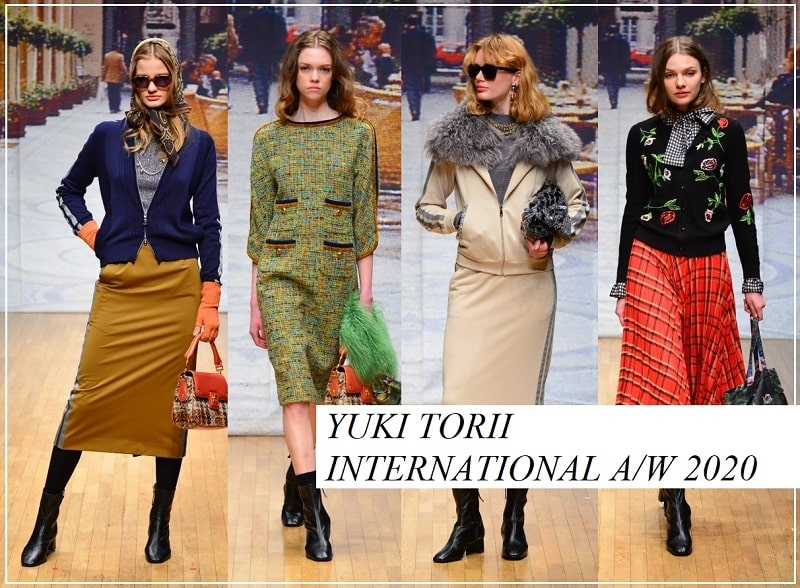 Yuki Torii International Autumn / Winter 2020