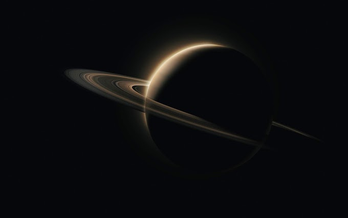 Papel de Parede Saturno para Celular