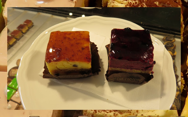 A Food Holiday in Emilia-Romagna Italy - Cake Squares