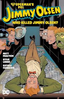 Superman Pal Jimmy Olsen Who Killed Jimmy Olsen