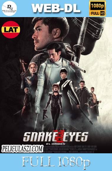 Snake Eyes – El origen (2021) HD WEB-DL 1080p Dual-Latino VIP