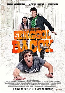Film Senggol Bacok (2010)