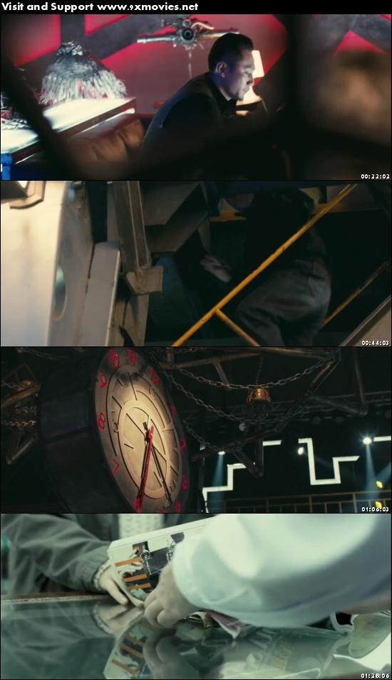 Police Story Lockdown 2013 UNCUT Dual Audio Hindi 720p BluRay
