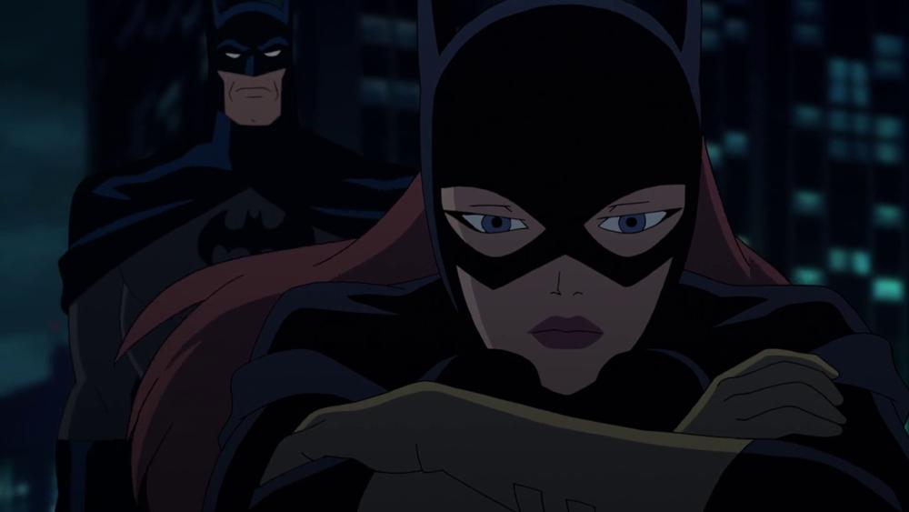Superhero sex taboo batgirl