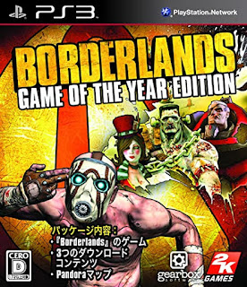 Borderlands Game of year PS3 Torrent