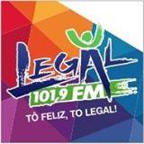 Ouvir agora Rádio Legal FM 101,9 - Ceres / GO