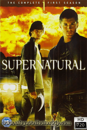 Supernatural Temporada 1 [720p] [Latino-Ingles] [MEGA]