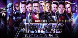 Avengers: End Game (2019) BluRay Dual Audio (English + Hindi) 480p & 720p GDrive Download | 550MB & 1.7GB