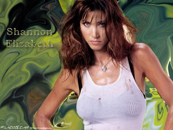 shannon elizabeth sexy photos