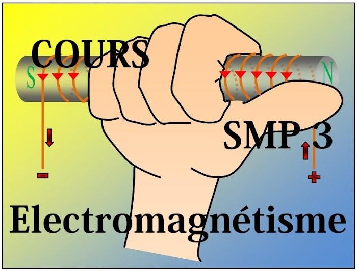 Cours Electricite 2 SMP semestre S3 PDF