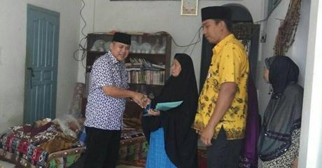 Pimpinan DPRD Kota Padang Apresiasi Pelayanan Plus di Keluarahan Gunung Pangilun