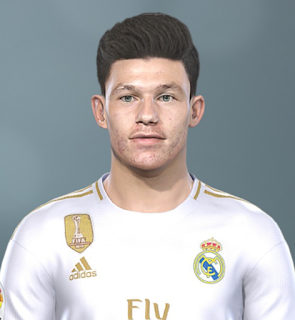 PES 2019 Faces Fran García by Sofyan Andri