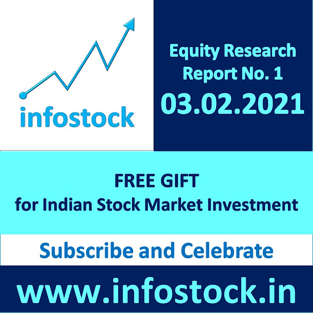 Free Indian Stock Market Research Report