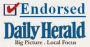 endorsed by the daily herald