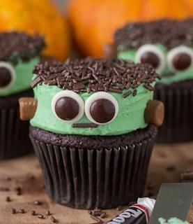 6x De leukste Halloween cupcakes om te maken