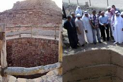 Sumur wakaf milik Utsman Bin Affan yang masih mengalir sampai saat ini, berusia lebih dari 1400 tahun