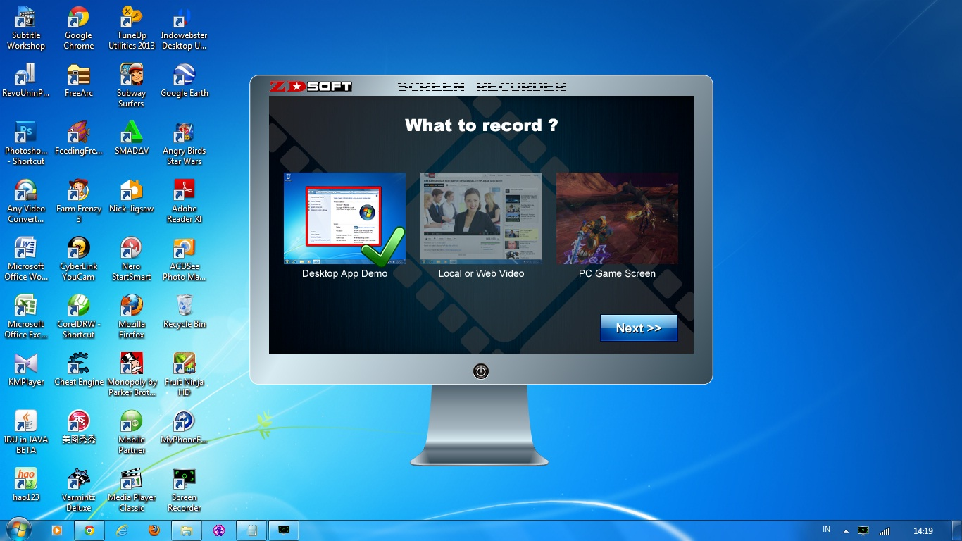 ZD Soft Screen Recorder 10 Full