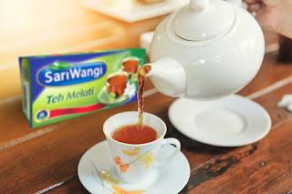 Sejarah Lengkap Teh Sariwangi
