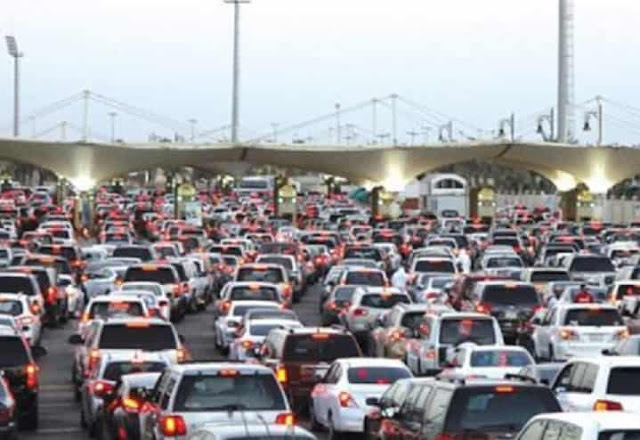 MORE THAN 500,000 PASSENGERS CROSSED KING FAHAD CAUSEWAY IN 5 DAYS
