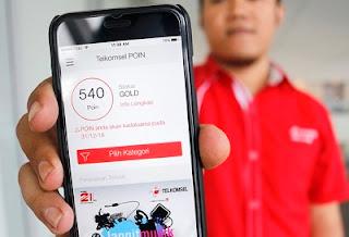 Cara Transfer Poin Telkomsel Ke sesama Telkomsel Terbaru 2018
