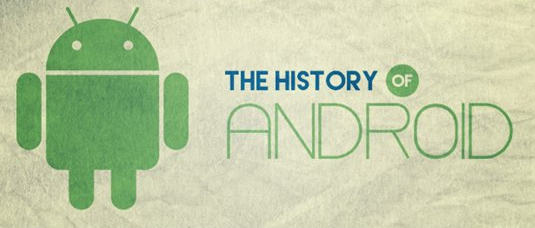 The History Of Android [Infographic]