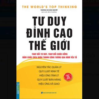 Tư Duy Đỉnh Cao Thế Giới ebook PDF-EPUB-AWZ3-PRC-MOBI