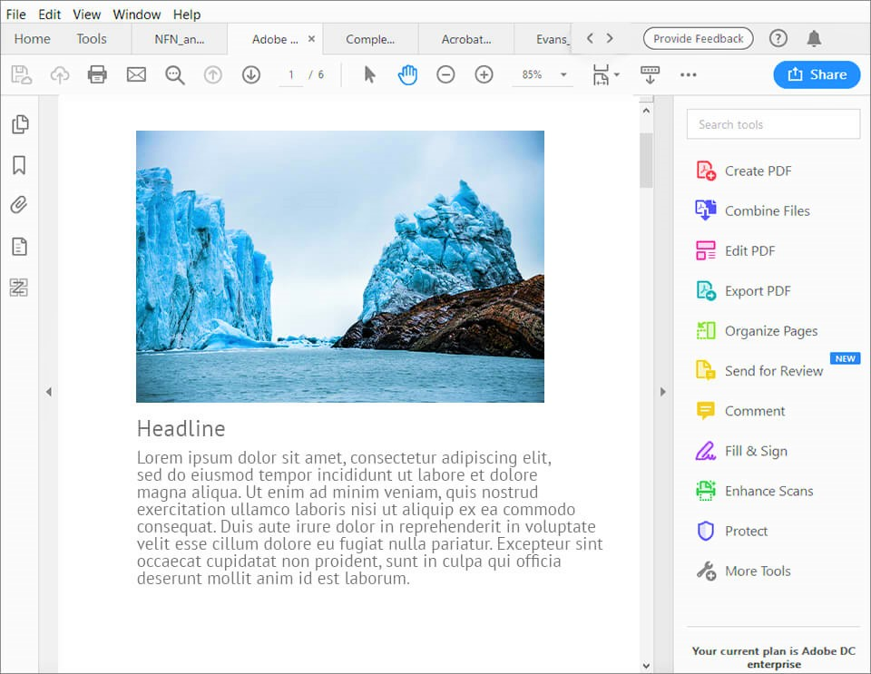 Adobe Acrobat Pro DC 2020 Full Version