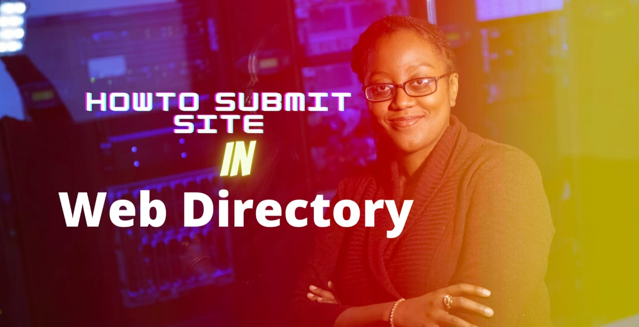 Site submission for web directories and sub directories.
