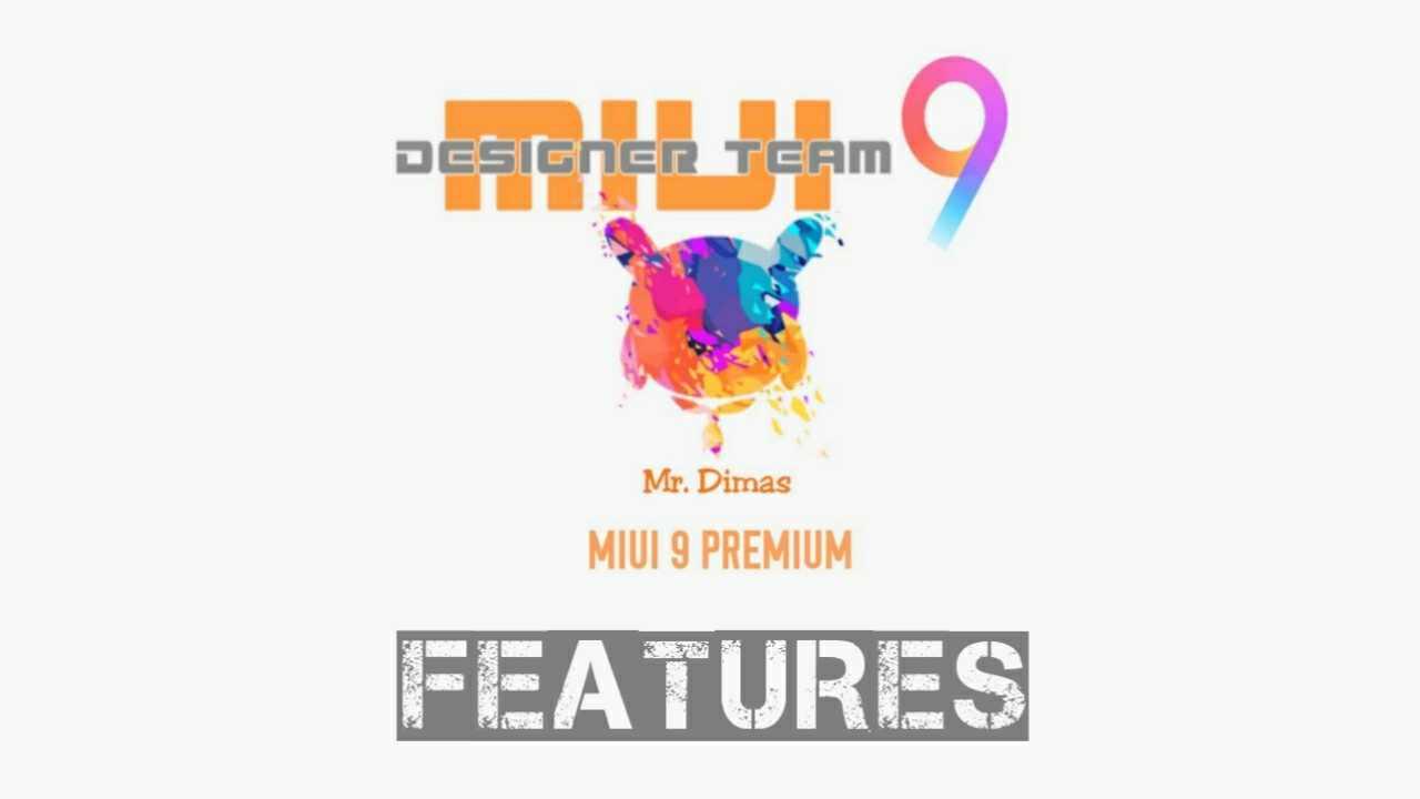 MIUI Premium Fitur