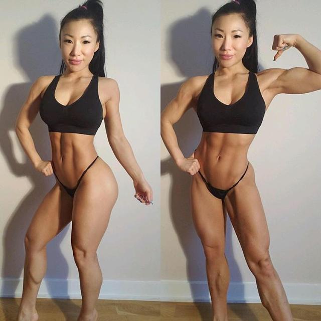 IFBB Pro Model Tanya Voshell