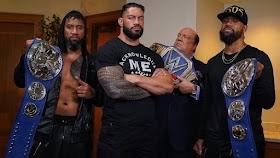 Noticias WWE Wrestling Roman Reings