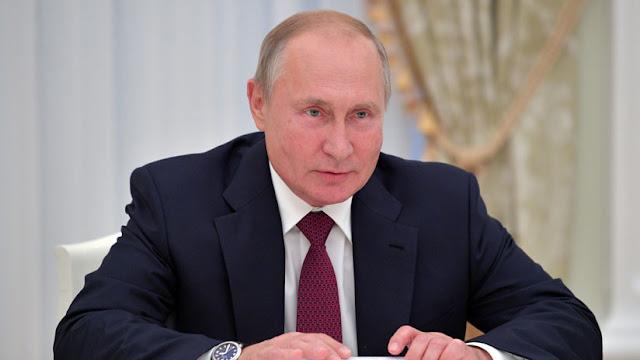 """Putin confiesa que """"no comparte el entusiasmo generalizado"""" por el discurso de Greta Thunberg en la ONU"""