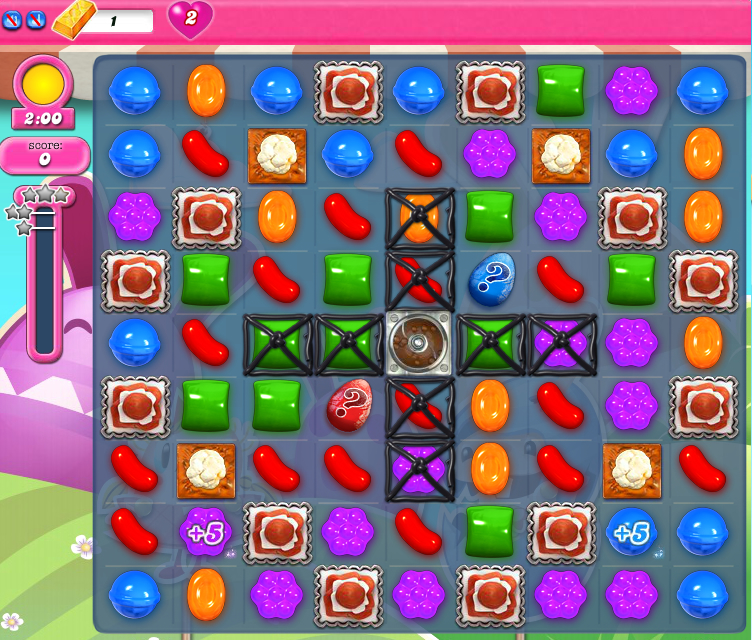 Candy Crush Saga 1595