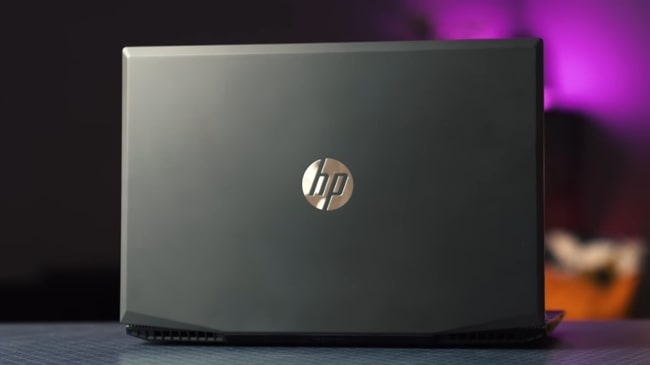HP Pavilion (15.6-inch) gaming laptop. It is the below an average display with fair performance gaming laptop. It has Intel Core i7 CPU and NVIDIA's GeForce GTX 1650 4GB GDDR5 GPU with 8GB of DDR4 RAM.